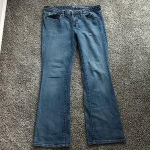 Women's GAP bootcut Jean's